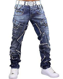 C-926 Jeans Denim Blue