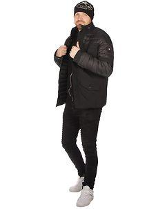 Leesmart Jacket Black