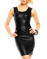 Vienna Dress Black