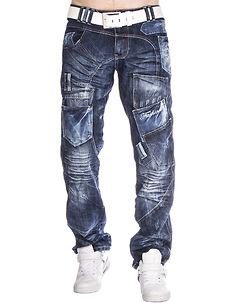 KM-120 Jeans Denim Blue
