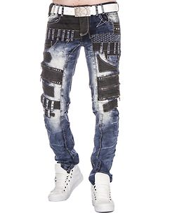 Leroy Jeans Demin Blue