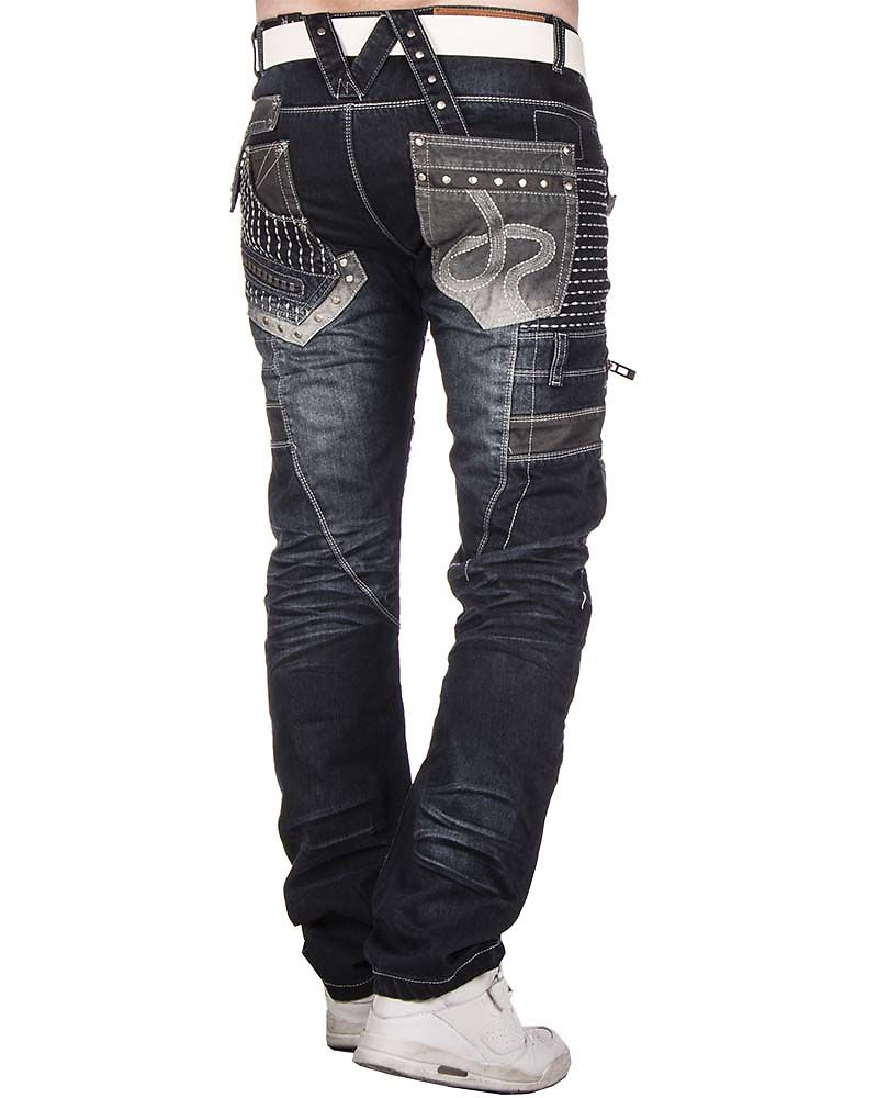 ... JR-3161 Jeans Dark Denim