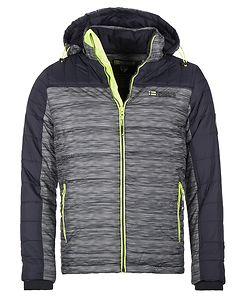 Bittel Winter Jacket Navy Melange