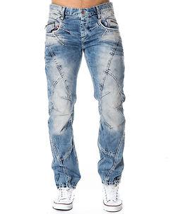 C-894A Jeans Light Denim