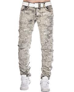 Curtis Jeans Light Grey
