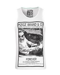 Forever Tank White