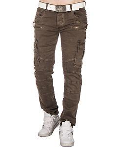 Conlan Jeans Brown
