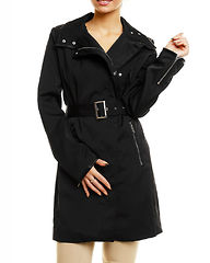 Gittle Trench Black