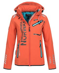 Reveuse Softshell Orange