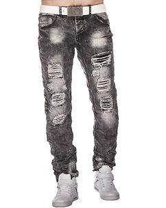 Lennox Jeans Grey