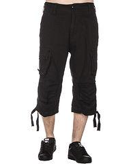 Bruch 3/4 Trouser Black