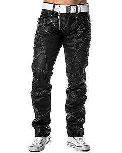 C-812 Jeans Black