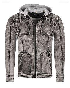Nuchit Jacket Grey