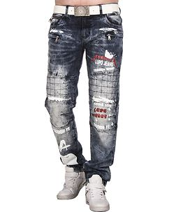 KM-175 Jeans Denim Blue