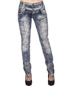 Riley Jeans Denim Blue