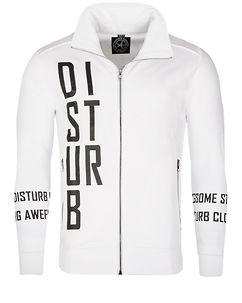 Gaesty Sweater White/Black