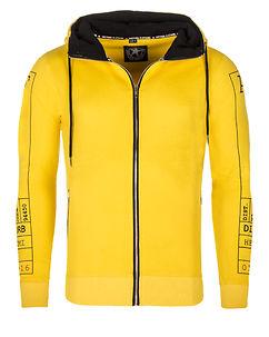 Akoox Hoodie Yellow