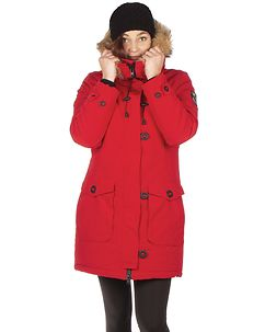 Jacobs Jacket Red