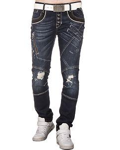 Manapouri Jeans Denim Blue