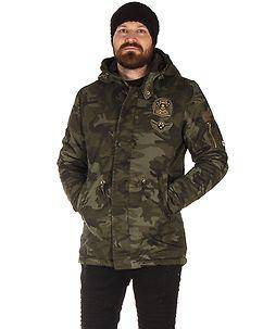Lojungle Winter Jacket Camo