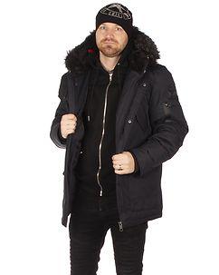 Lucky Winter Jacket Dark Navy