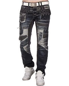 JR-3161 Jeans Dark Denim