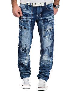 KM-150 Jeans Denim Blue
