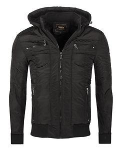 Callan Jacket Black