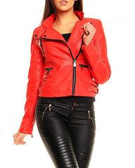 Roisin Jacket Red