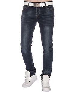 Well Jeans Denim Blue