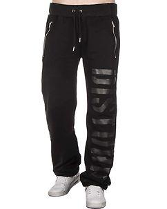 DSTRB Sweat Pants Black/Black