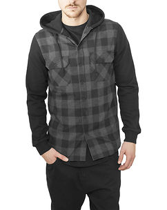 Mountain Flanell Black/Anthra