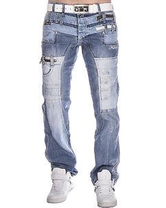 KM-235 Jeans Light Blue