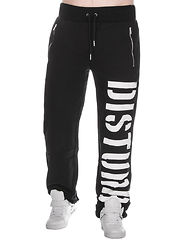 DSTRB Sweat Pants Black