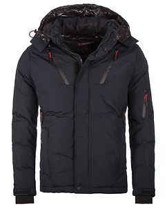 Blydex Winter Jacket Dark Navy