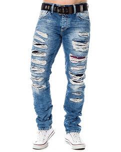 CD131 Jeans Denim Blue