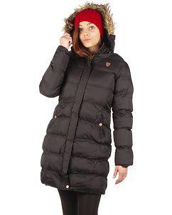 Hoplong Jacket Black