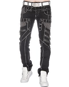 Sanford Jeans Black