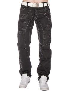 KM-040 Jeans Black