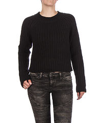 Mob Knit Black