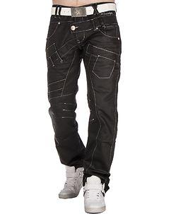 KM-030 Jeans Black