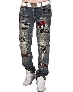 KM-178 Jeans Denim Blue