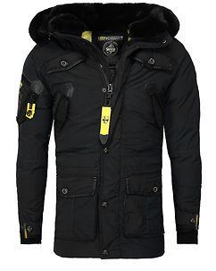 Acore Parka Jacket Black