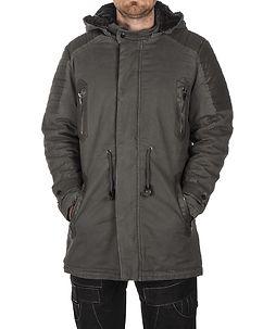 Crispin Winter Jacket Grey