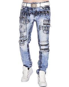 Louie Jeans Demin Blue