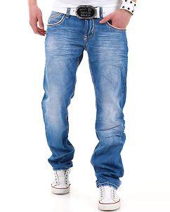 C-595 Jeans Blue