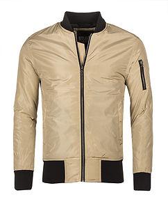 Bomber Jacket Gold/Black