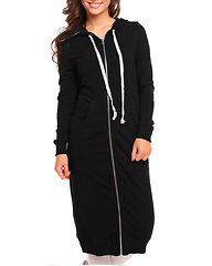 Icon Hoodie Super Long