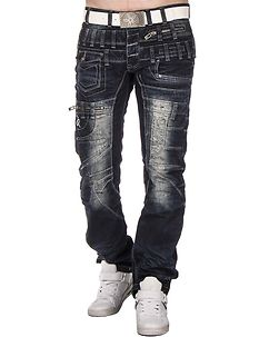 JR-3164 Jeans Dark Denim