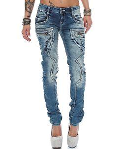 Nicola Jeans Denim Blue